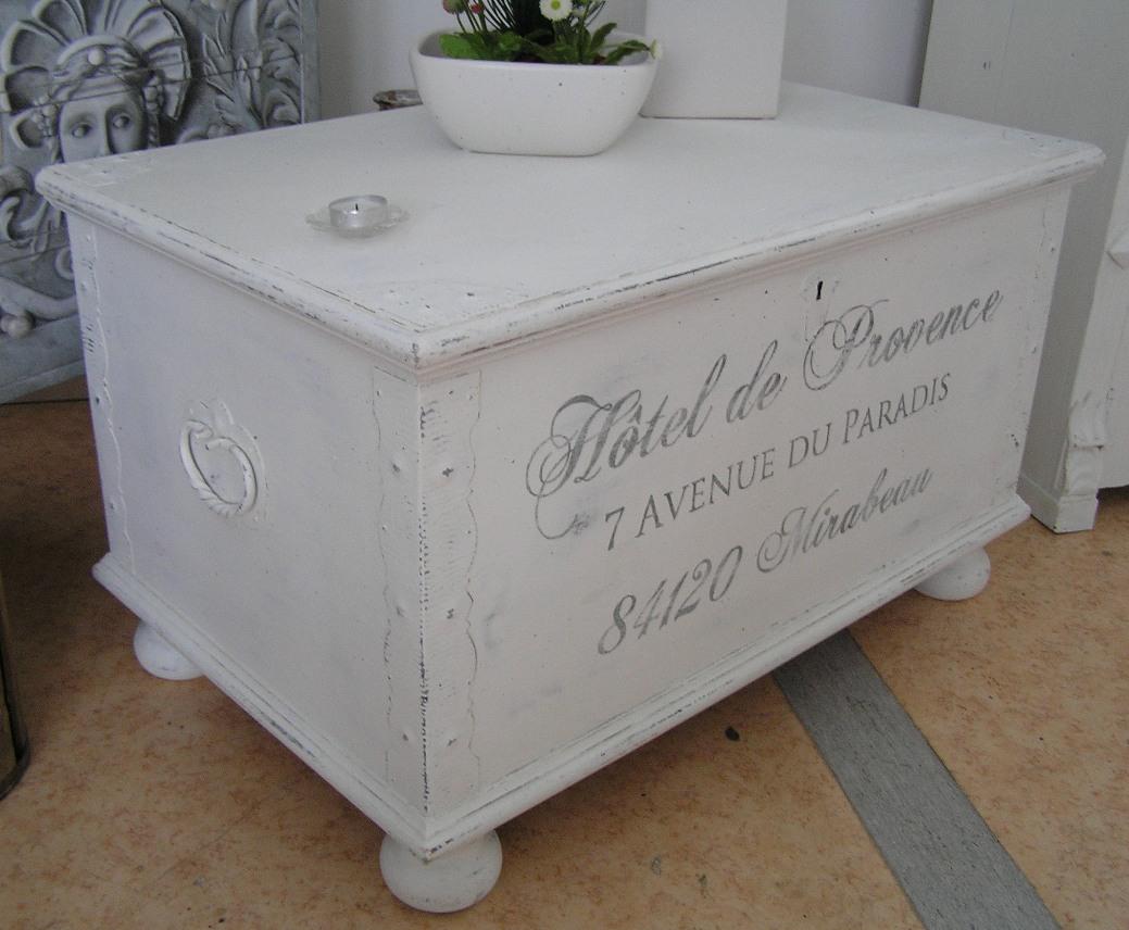 kistbord möbler ~ himlarum  kistbordkista med fransk text