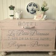 Puderrosa kista La Petite Princesse