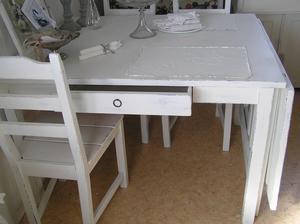 Slagbord med text Bon Appetit
