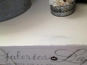 TV-bänk sittbänk Galeries Lafayette
