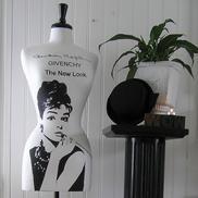 Provdocka Audrey Hepburn