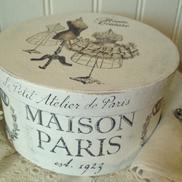 Liten hattask Le Petit Atelier Maison Paris