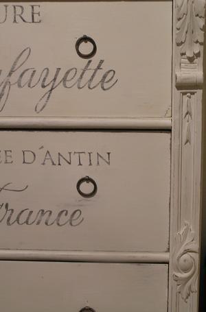 1800-talsbyrå med fransk text