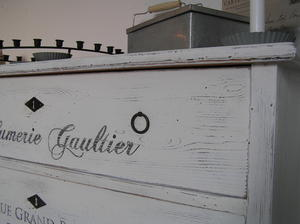 Romantisk byrå Parfumerie Gaultier