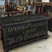 Sjömanskista Svenska Amerika Linien M/S Gripsholm